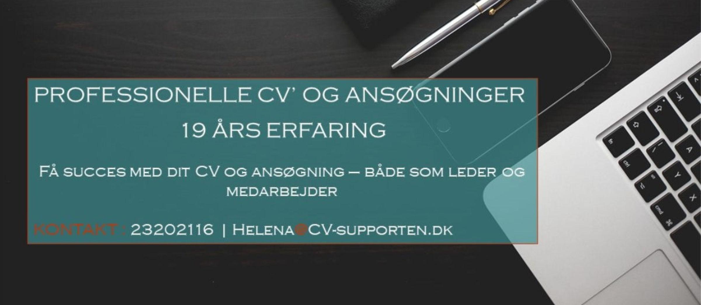 cv-supporten